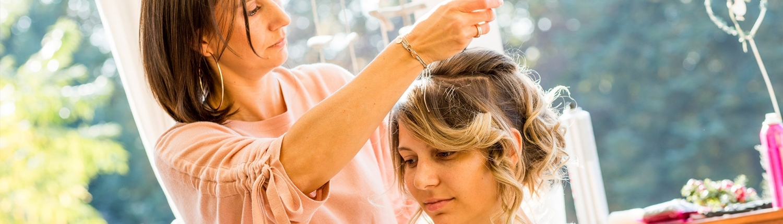 Brautstyling & Brautfrisur - Friseur Leibnitz Style Boutiqe by Lissi Pechman