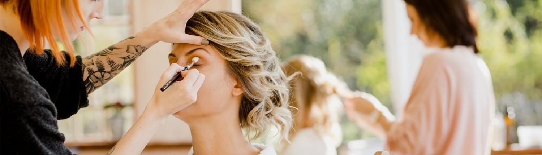Make-Up Lidschatten Braut - Friseur Leibnitz Style Boutiqe by Lissi Pechman