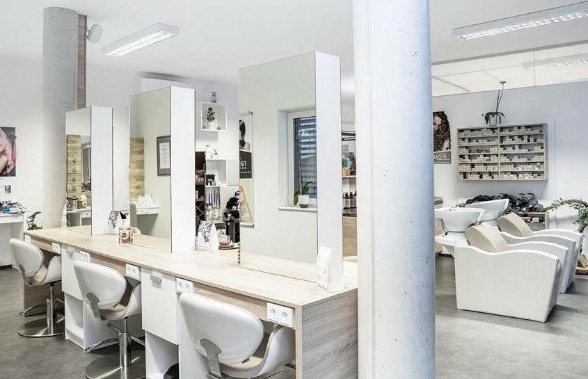 Salon Geschäft von Innen Friseur Leibnitz Style Boutique